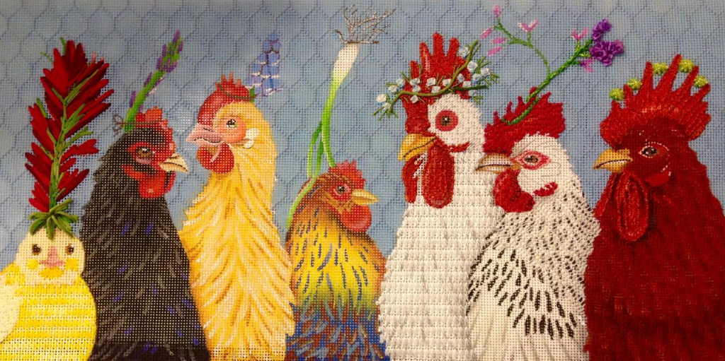 Hello from Virginia- party in the coop