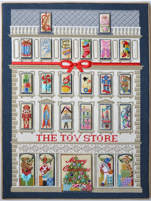 Behind the scenes at Kirk and Bradley- toy store