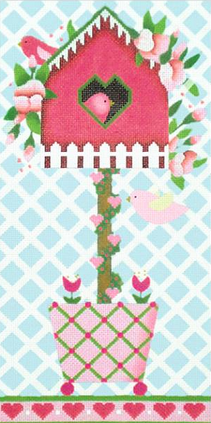Top 10 Valentine's Day Canvases- Birdhouse