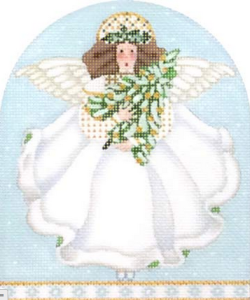 Melissa Shirley's Mini Winter White Angel