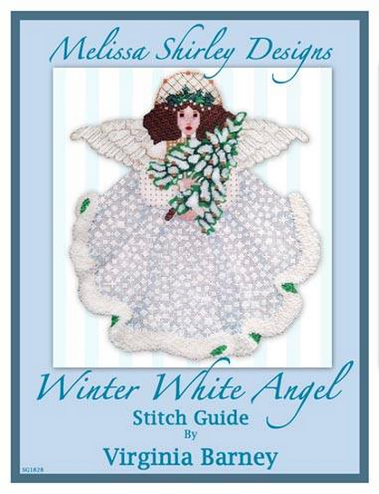 Melissa Shirley's Winter White Angel Stitch Guide