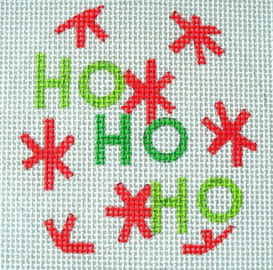 First Needlepoint