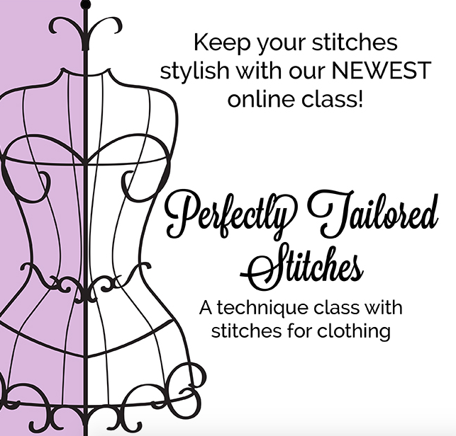 Perfectly Tailored Stitches