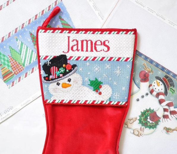 Needlepoint Christmas Gifts 2016